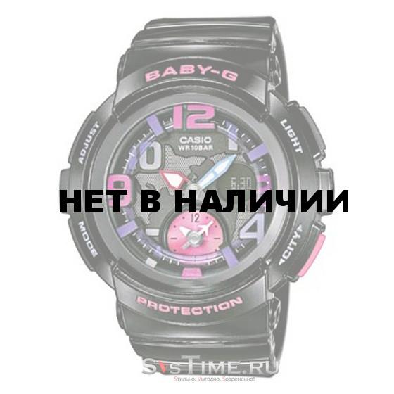 Часы Casio BGA-190-1B (Baby-G)