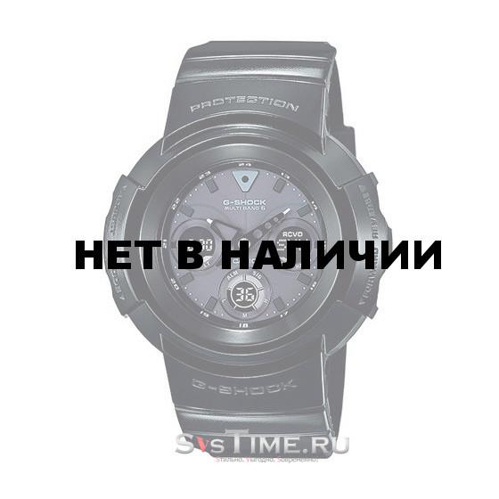 Часы Casio AWG-M510BB-1A (G-Shock)