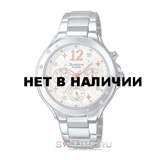 Часы Casio SHE-3032D-7A