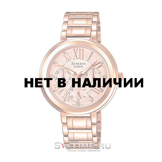 Часы Casio SHE-3034PG-9A