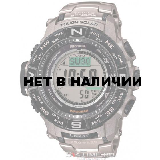 Часы Casio PRW-3500T-7E (PRO TREK)