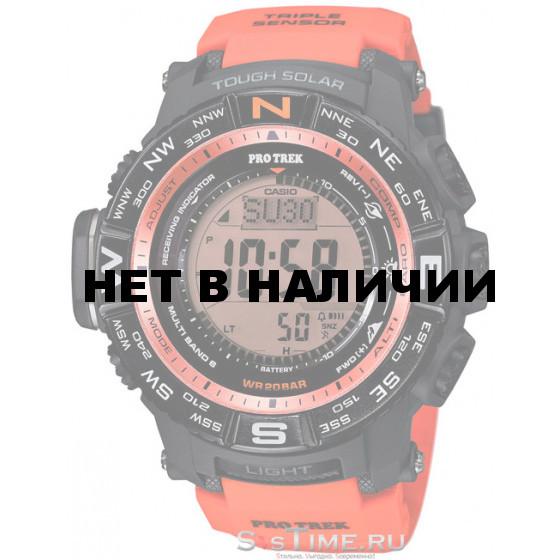 Часы Casio PRW-3500Y-4E (PRO TREK)