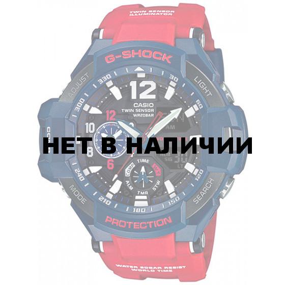 Мужские наручные часы Casio GA-1100-2A (G-Shock)
