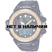 Мужские наручные часы Casio GWN-1000F-2A (G-Shock)
