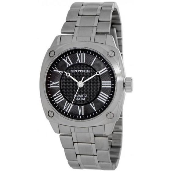 Наручные часы Спутник М-996431/1 (черн.)