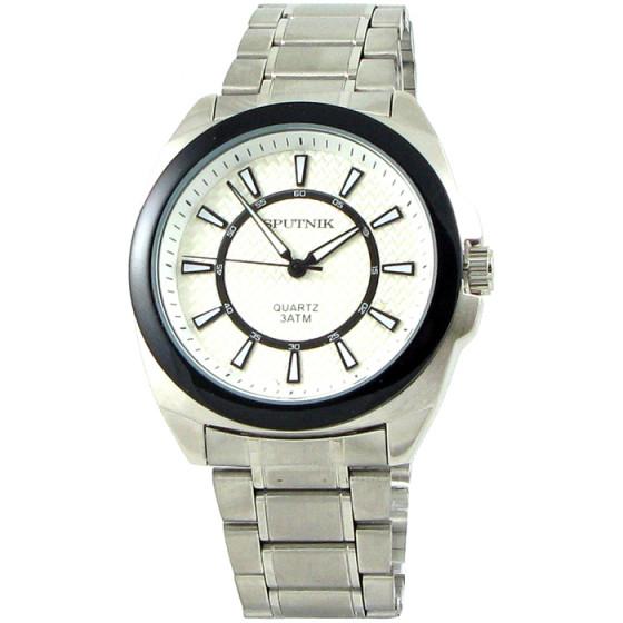Наручные часы Спутник М-996391/1.3 (сталь)