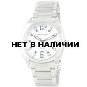 Наручные часы Спутник М-996671/1 (бел.,черн.оф.)