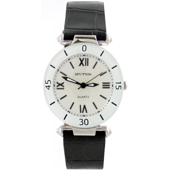 Наручные часы Спутник Л-200391/1.4 (сталь) ч.р.