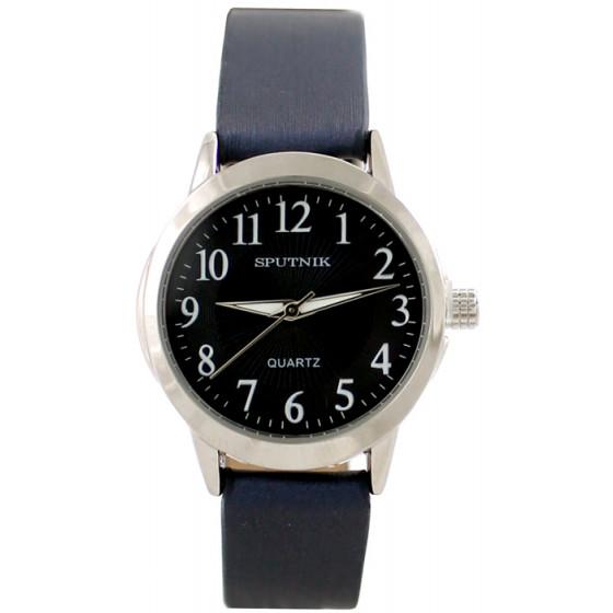 Женские наручные часы Спутник Л-200870/1 (син.) син.р.