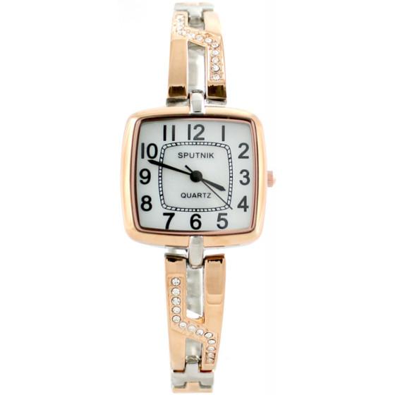 Наручные часы Спутник Л-900560/6 (бел.+перл.)