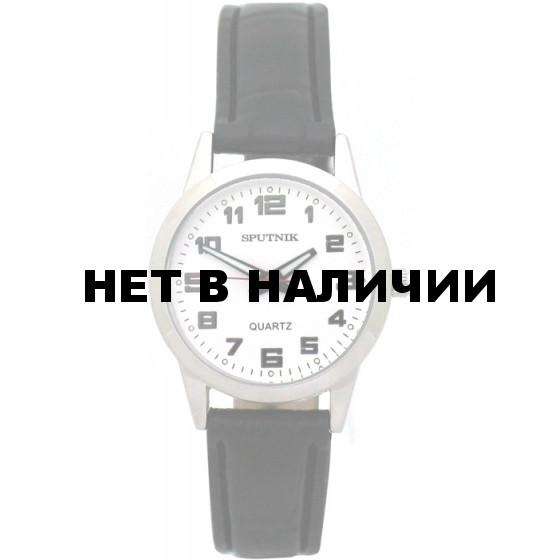 Наручные часы Спутник Л-200920/1 (сталь) ч.р.