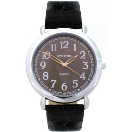 Наручные часы Спутник Л-201031/1 (корич.) ч.р.