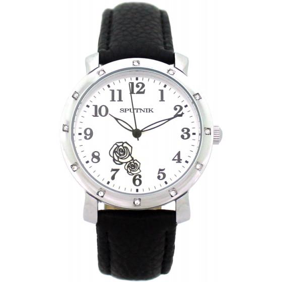 Наручные часы Спутник Л-201040/1 (сталь) ч.р.