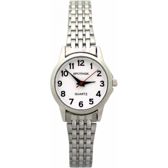 Женские наручные часы Спутник Л-800000/1 (сталь)