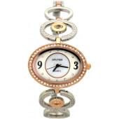 Женские наручные часы Спутник Л-900200/6 (сталь+перл.)