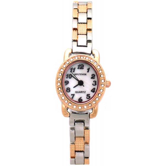 Женские наручные часы Спутник Л-900750/6 (перл.)