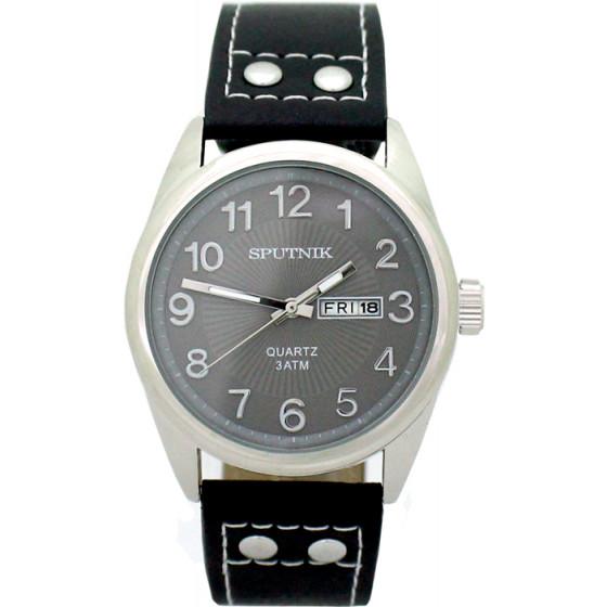 Наручные часы Спутник М-400610/1 (св.серый)