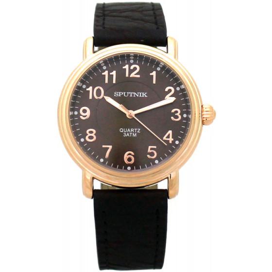 Наручные часы Спутник М-858040/8 (корич.)