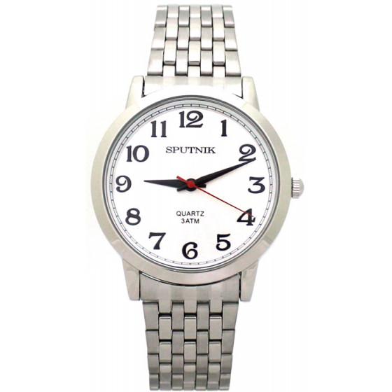 Наручные часы Спутник М-996062/1 (сталь)