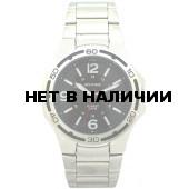 Наручные часы Спутник М-996324/1 (черн.,бел.оф.)