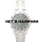 Наручные часы Спутник М-996690/1 (зел.)
