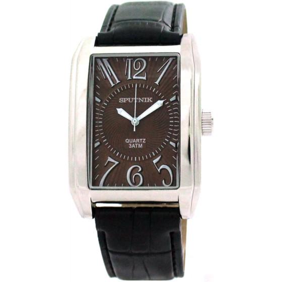 Наручные часы Спутник М-857670/1 (корич.)