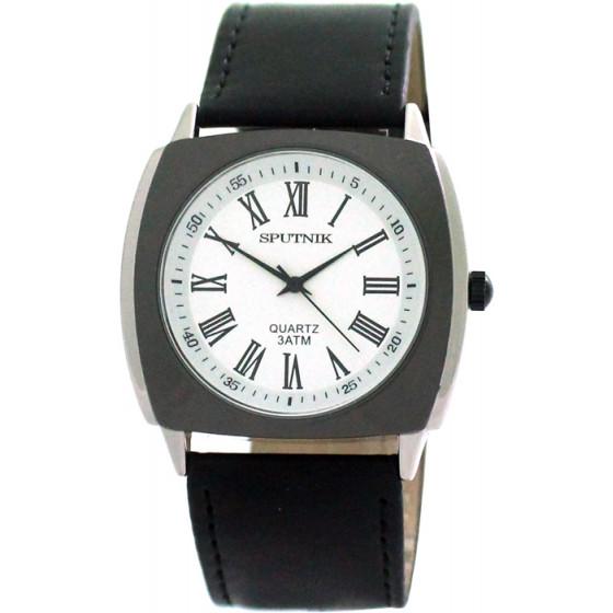 Мужские наручные часы Спутник М-857701/1.3 (сталь)