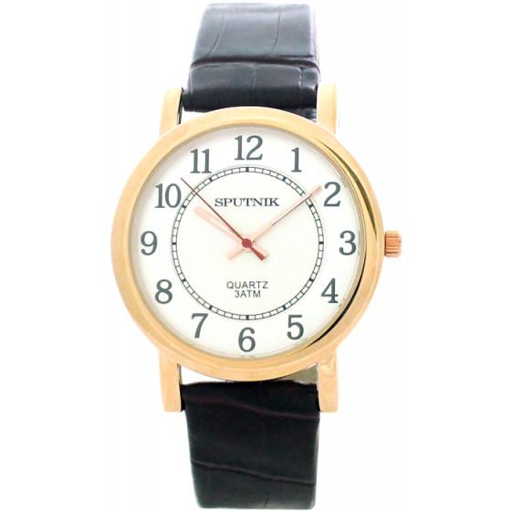 Наручные часы Спутник М-857900/8 (сталь)