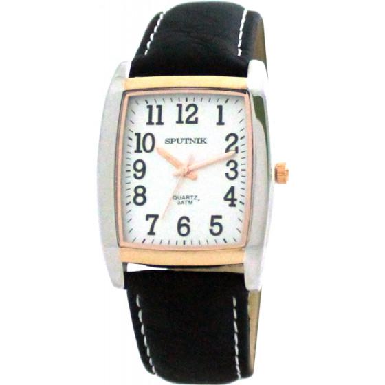 Мужские наручные часы Спутник М-857960/6 (сталь)