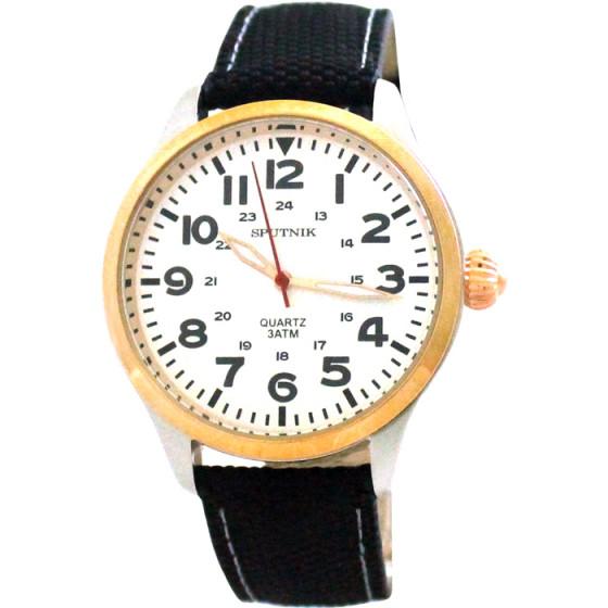 Наручные часы Спутник М-857980/6 (сталь)