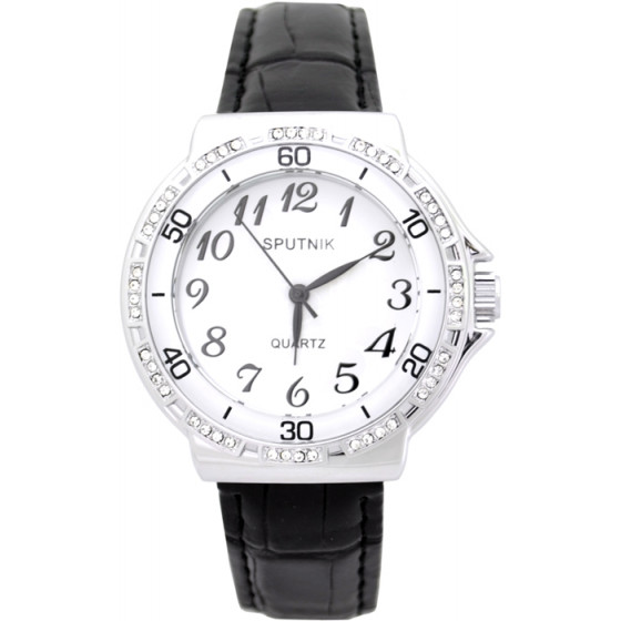 Наручные часы Спутник Л-201000/1.4 (бел.) ч.р.