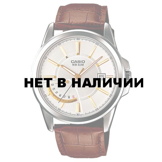 Мужские наручные часы Casio MTP-E102L-7A