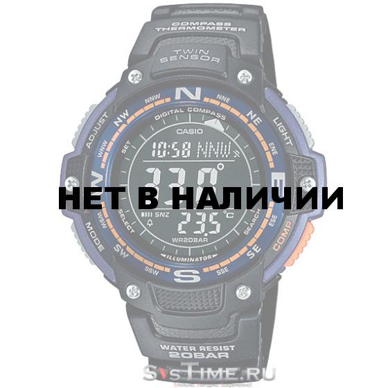 Часы наручные Casio SGW-100-2B