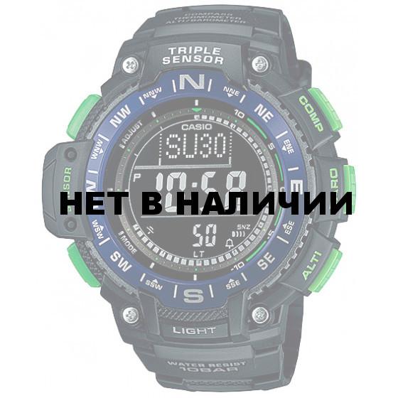 Часы наручные Casio SGW-1000-2B