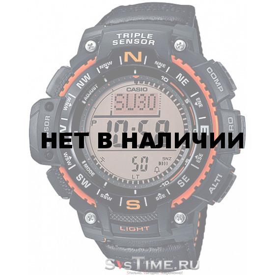 Часы наручные Casio SGW-1000B-4A