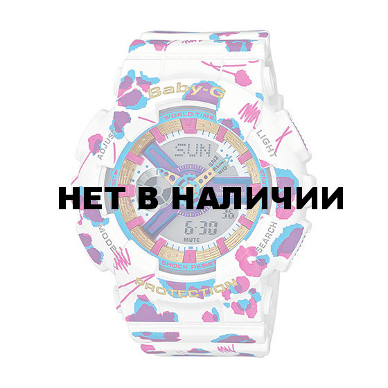 Часы Casio BA-110FL-7A (Baby-G)