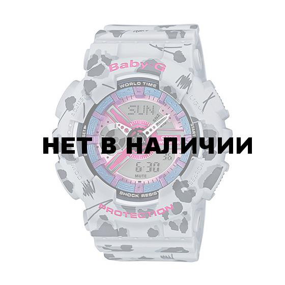 Часы Casio BA-110FL-8A (Baby-G)