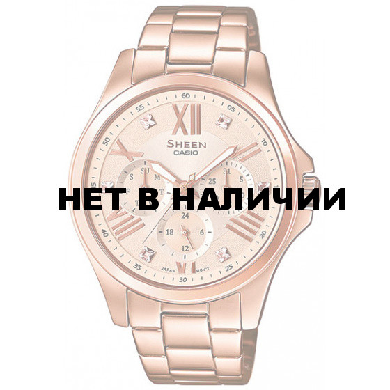 Часы Casio SHE-3806PG-9A