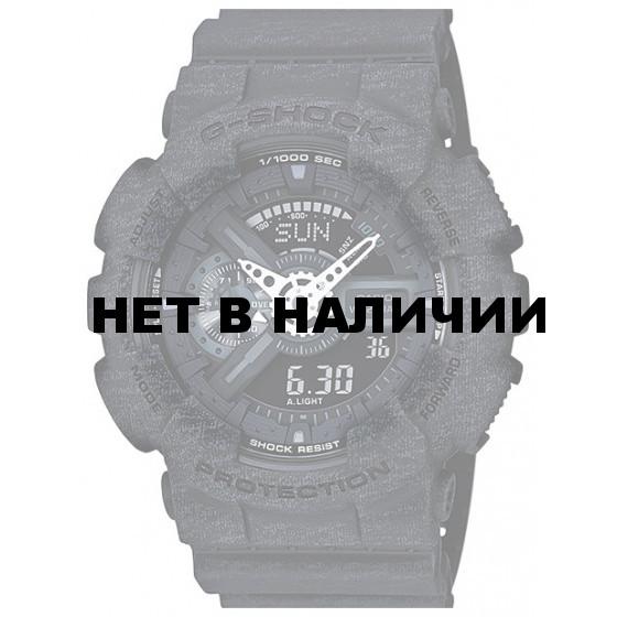 Мужские наручные часы Casio GA-110HT-1A (G-Shock)