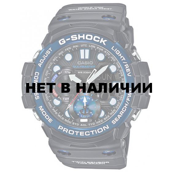 Мужские наручные часы Casio GN-1000B-1A (G-Shock)