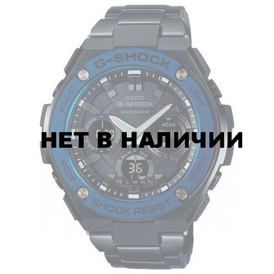 Мужские наручные часы Casio GST-W110BD-1A2 (G-Shock)