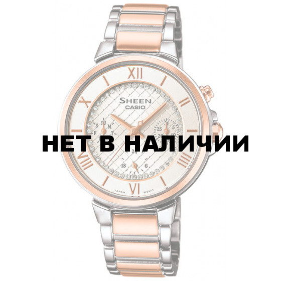 Часы Casio SHE-3040SPG-7A