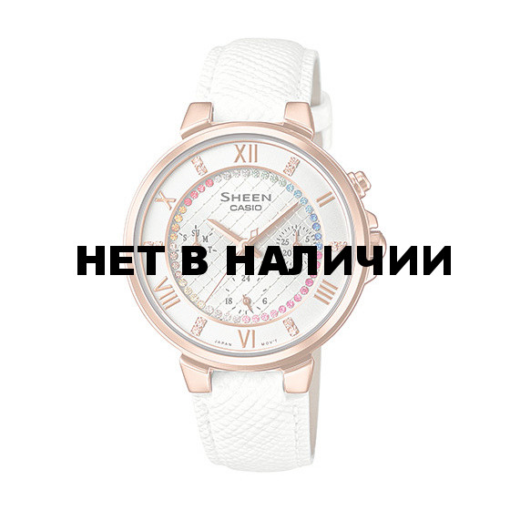 Часы Casio SHE-3041PGL-7A