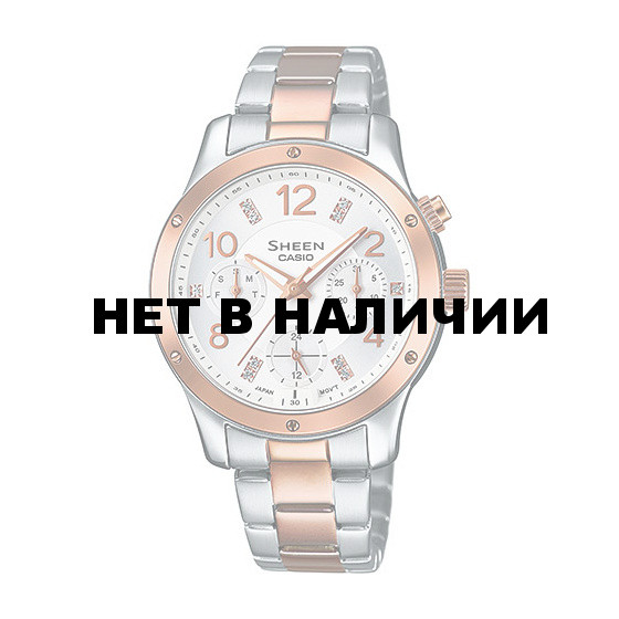Часы Casio SHE-3807SPG-7A