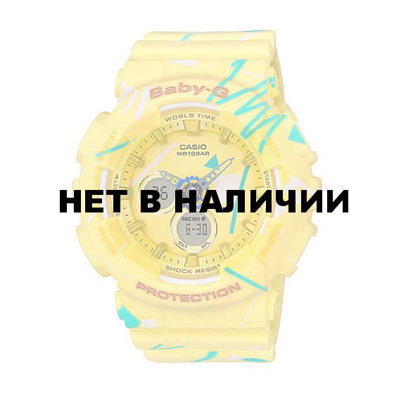 Часы Casio BA-120SC-9A (Baby-G)