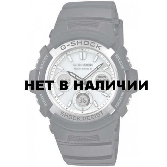 Часы Casio AWG-M100S-7A (G-Shock)