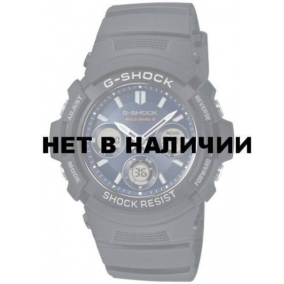 Часы Casio AWG-M100SB-2A (G-Shock)
