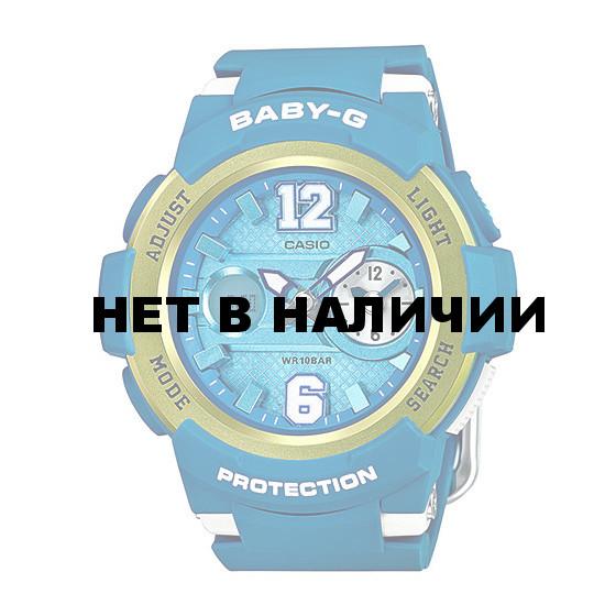 Часы Casio BGA-210-2B (Baby-G)