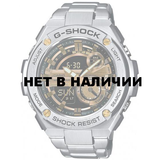 Мужские наручные часы Casio GST-210D-9A (G-Shock)