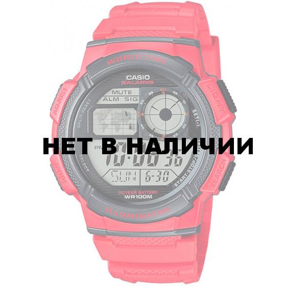 Мужские наручные часы Casio AE-1000W-4A